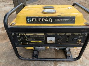 Elepaq 1.9kva Medium Size Petrol Generator | Electrical Equipment for sale in Oyo State, Ibadan