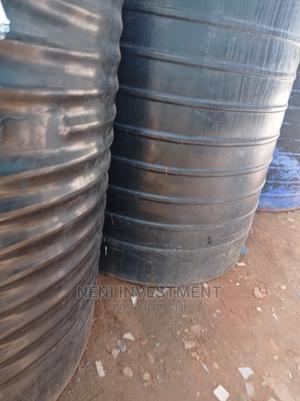 Fairly Used 5000L Water Tank | Plumbing & Water Supply for sale in Oyo State, Ibadan