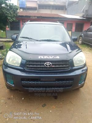 Toyota RAV4 2003 Automatic Blue | Cars for sale in Lagos State, Ejigbo