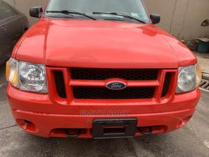 Ford Explorer 2004 Red | Cars for sale in Lagos State, Amuwo-Odofin