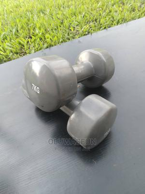 Barely Used Dumbell | Sports Equipment for sale in Lagos State, Victoria Island