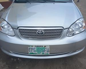 Toyota Corolla 2006 LE Silver | Cars for sale in Lagos State, Surulere