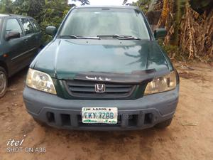 Honda CR-V 2000 2.0 4WD Automatic Green | Cars for sale in Rivers State, Port-Harcourt