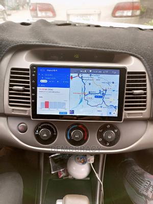 Camry 2004 Android Dvd Screen With Gps Navigation (Map)   Vehicle Parts & Accessories for sale in Lagos State, Ikeja