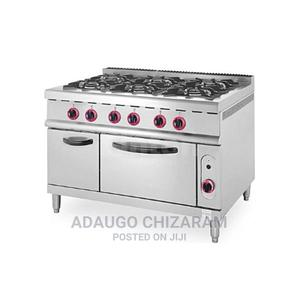 6 Buner Gas Cooker Oven | Kitchen Appliances for sale in Lagos State, Ojo