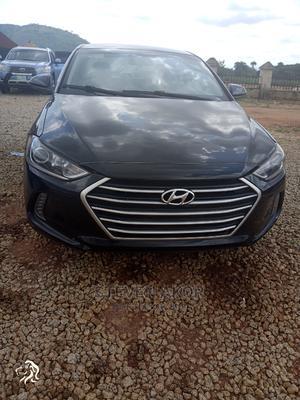 Hyundai Elantra 2016 Black | Cars for sale in Abuja (FCT) State, Gwarinpa