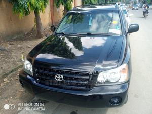 Toyota Highlander 2002 V6 FWD Black | Cars for sale in Lagos State, Ikeja