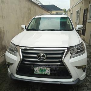 Lexus GX 2015 460 Luxury White | Cars for sale in Lagos State, Lekki
