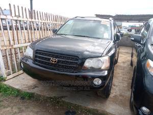 Toyota Highlander 2001 3.0 Black | Cars for sale in Lagos State, Ojodu