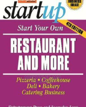 How to Start Your Own Restaurant Business.(Ebook in PDF) | Books & Games for sale in Lagos State, Victoria Island