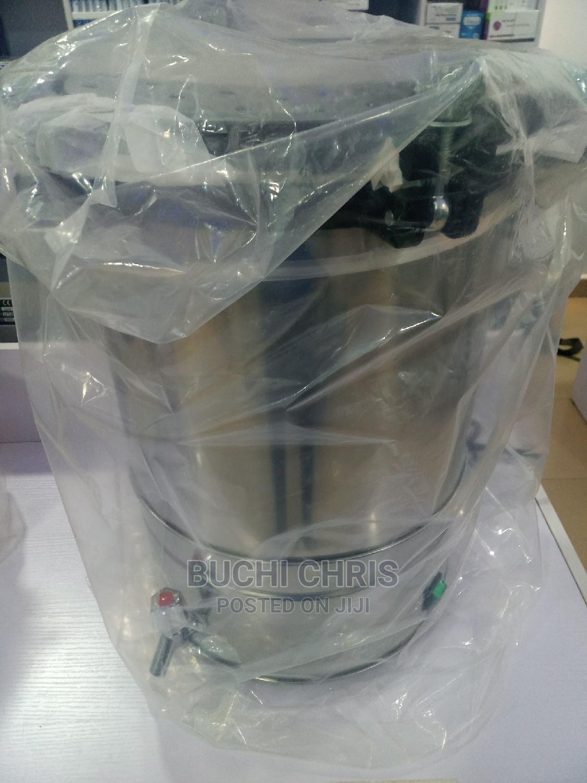 Archive: Portable Manual 20L Autoclave Sterilizer