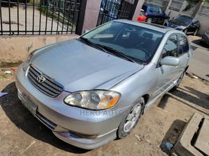 Toyota Corolla 2004 S Silver | Cars for sale in Lagos State, Surulere