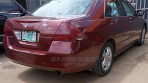 Honda Accord 2006 Red | Cars for sale in Lagos State, Ipaja