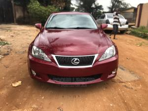 Lexus IS 2010 250 Red   Cars for sale in Lagos State, Isolo