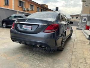 Mercedes-Benz C300 2015 Gray | Cars for sale in Lagos State, Ikeja