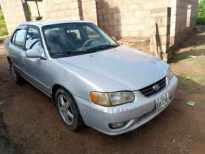 Toyota Corolla 2000 Silver   Cars for sale in Plateau State, Jos