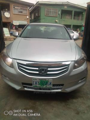 Honda Accord 2010 Coupe EX-L V-6 Automatic Silver | Cars for sale in Lagos State, Ogudu