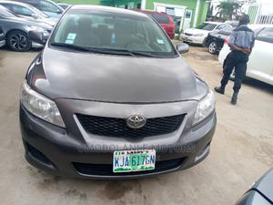 Toyota Corolla 2008 1.8 LE Gray | Cars for sale in Lagos State, Ikeja