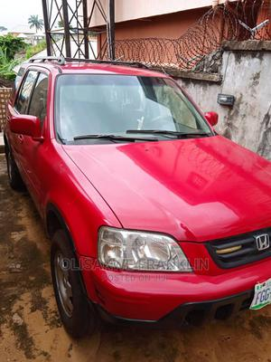 Honda CR-V 2000 Red | Cars for sale in Anambra State, Onitsha