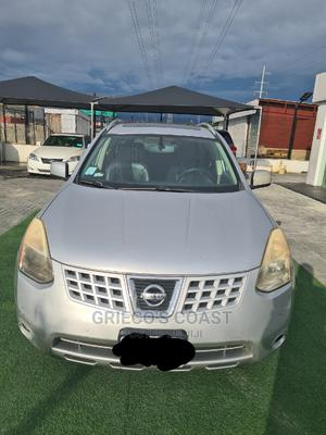 Nissan Rogue 2009 SL 4WD Silver | Cars for sale in Lagos State, Lekki