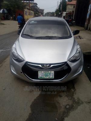Hyundai Elantra 2013 Silver | Cars for sale in Lagos State, Surulere