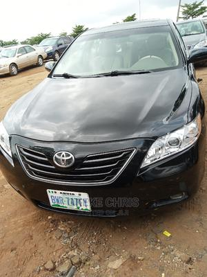 Toyota Camry 2008 Black | Cars for sale in Abuja (FCT) State, Gaduwa