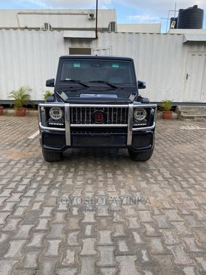 Mercedes-Benz G-Class 2014 Black | Cars for sale in Abuja (FCT) State, Durumi