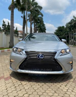Lexus ES 2018 350 FWD Silver | Cars for sale in Abuja (FCT) State, Gwarinpa