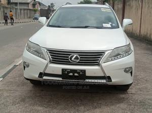 Lexus RX 2014 350 AWD White   Cars for sale in Lagos State, Amuwo-Odofin