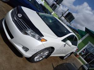 Toyota Venza 2012 White   Cars for sale in Lagos State, Ogba
