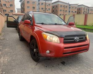 Toyota RAV4 2007 4x4 Red | Cars for sale in Lagos State, Ikeja