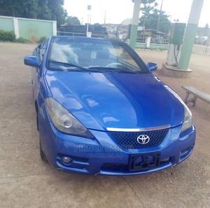 Toyota Solara 2008 3.3 Convertible Blue | Cars for sale in Ogun State, Ilaro