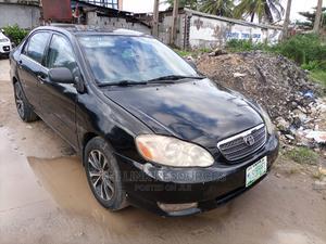 Toyota Corolla 2004 Black   Cars for sale in Lagos State, Ojo