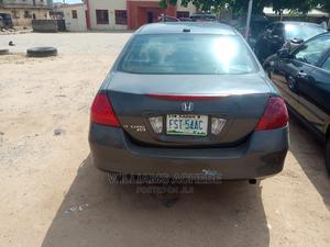 Honda Accord 2007 Black   Cars for sale in Niger State, Suleja