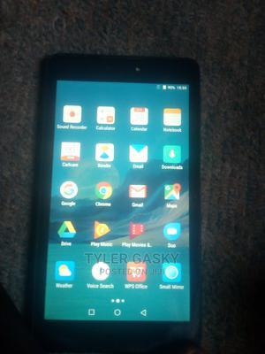 Tecno DroiPad 7D 16 GB Black | Tablets for sale in Lagos State, Ikorodu