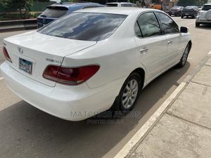 Lexus ES 2004 330 Sedan White | Cars for sale in Lagos State, Agege