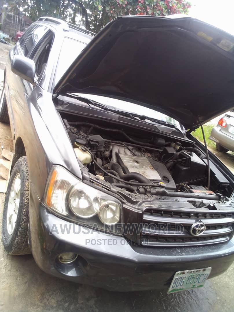 Toyota Highlander 2004 Green | Cars for sale in Warri, Delta State, Nigeria