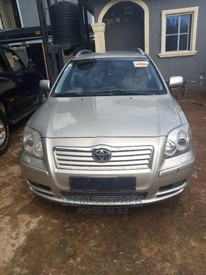 Toyota Avensis 2005 Wagon Gray | Cars for sale in Edo State, Benin City