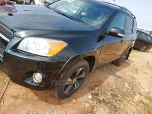 Toyota RAV4 2011 3.5 Limited 4x4 Black | Cars for sale in Abuja (FCT) State, Apo District