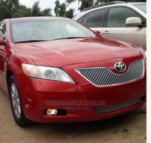 Toyota Camry 2004 Red | Cars for sale in Katsina State, Jibia