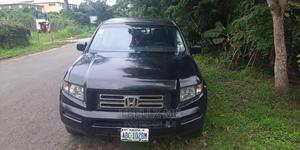 Honda Ridgeline 2007 Black | Cars for sale in Oyo State, Ibadan