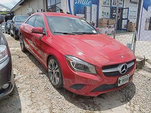 Mercedes-Benz CLA-Class 2015 Red | Cars for sale in Oyo State, Ibadan