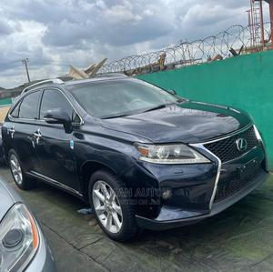 Lexus RX 2013 350 AWD Black | Cars for sale in Lagos State, Agege