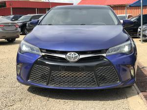 Toyota Camry 2015 Blue | Cars for sale in Abuja (FCT) State, Jahi
