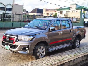 Toyota Hilux 2017 Gray | Cars for sale in Rivers State, Port-Harcourt