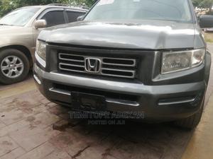 Honda Ridgeline 2007 Gray | Cars for sale in Lagos State, Magodo