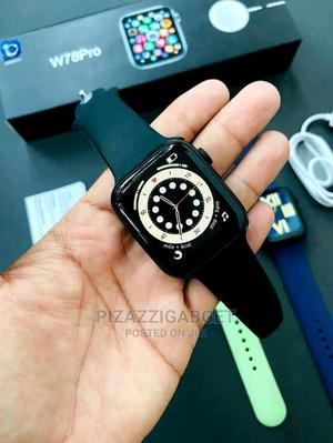 W78pro Smart Watch   Smart Watches & Trackers for sale in Lagos State, Ikeja