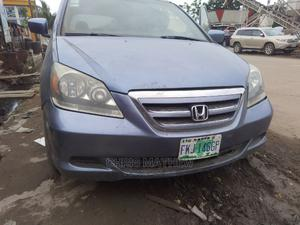 Honda Odyssey 2005 2.4 4WD Blue | Cars for sale in Lagos State, Amuwo-Odofin