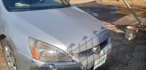 Honda Accord 2005 2.0 Comfort Automatic Silver | Cars for sale in Lagos State, Isolo