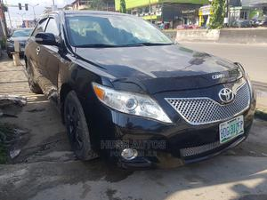 Toyota Camry 2008 2.4 LE Black | Cars for sale in Lagos State, Yaba
